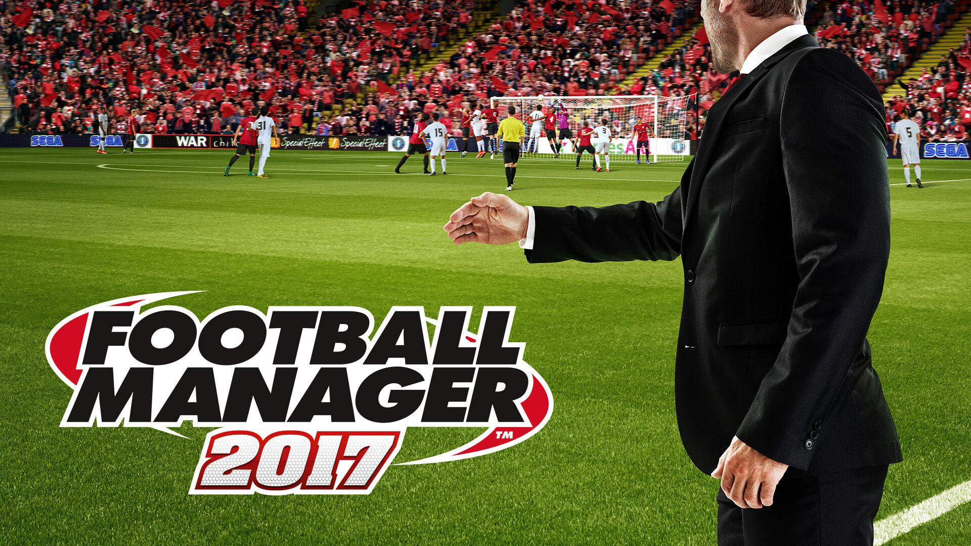 Football Manager 2017 PC Version Download