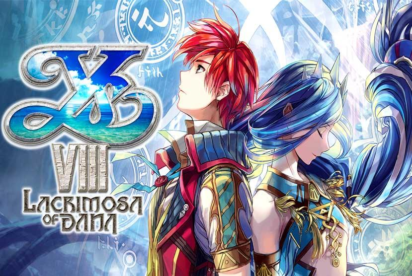 Ys VIII: Lacrimosa of DANA PC Latest Version Free Download