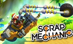 Scrap Mechanic iOS/APK Full Version Free Download
