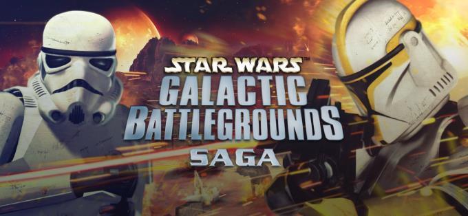Star Wars: Galactic Battlegrounds Saga iOS/APK Version Full Free Download