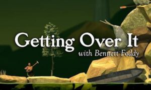 Getting It Over With Bennett Foddy PC Version Full Free Download