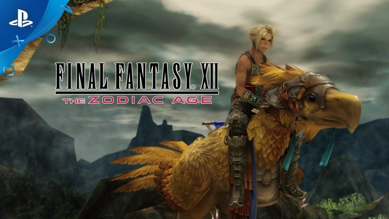 Final Fantasy XII The Zodiac Age iOS/APK Version Full Free Download