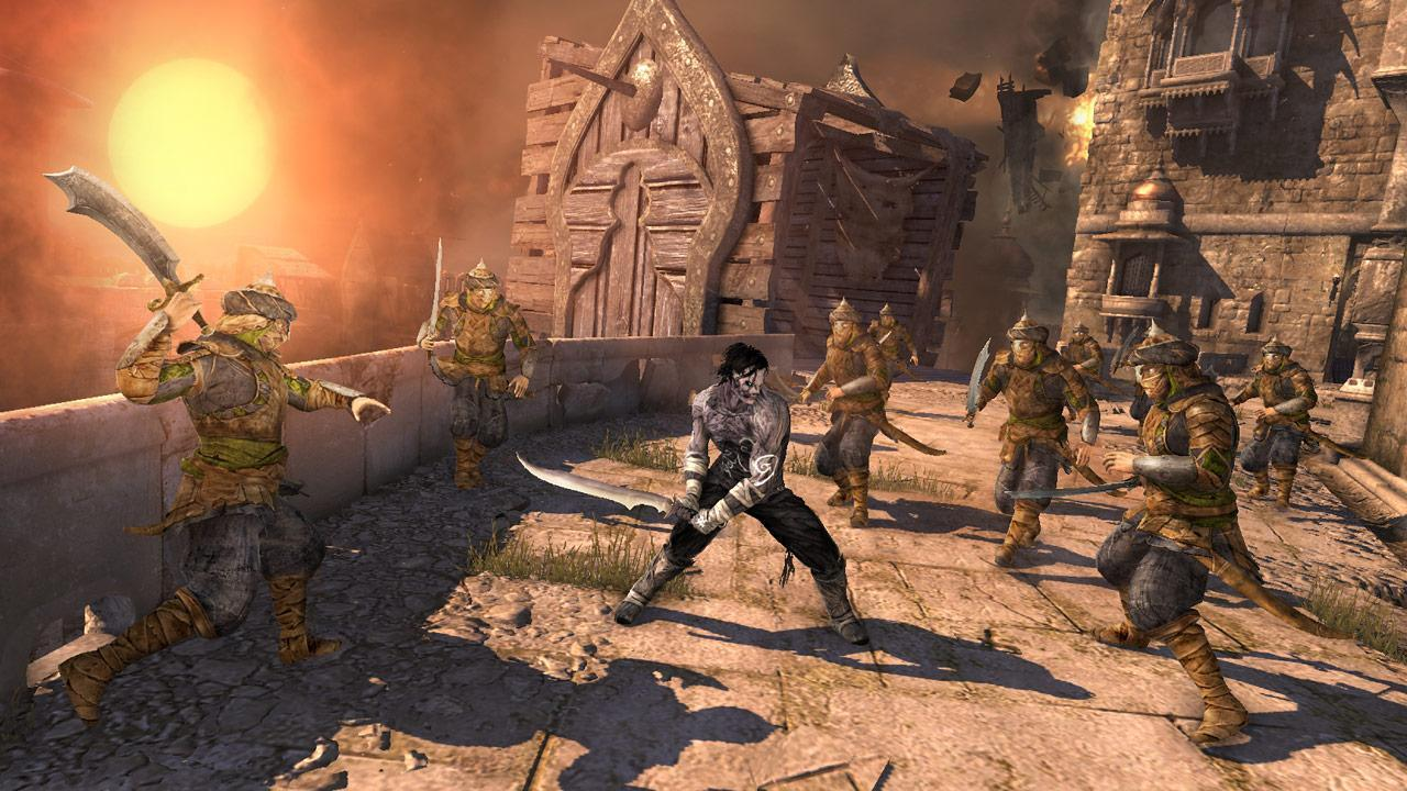 Prince Of Persia The Forgotten Sands Android/iOS Mobile Version Full Free Download