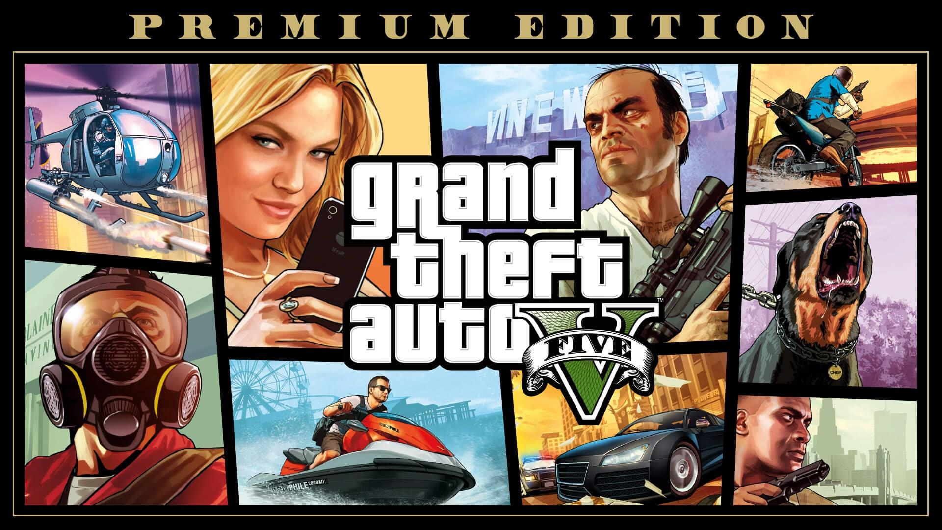 GTA V PC Version Full Free Download