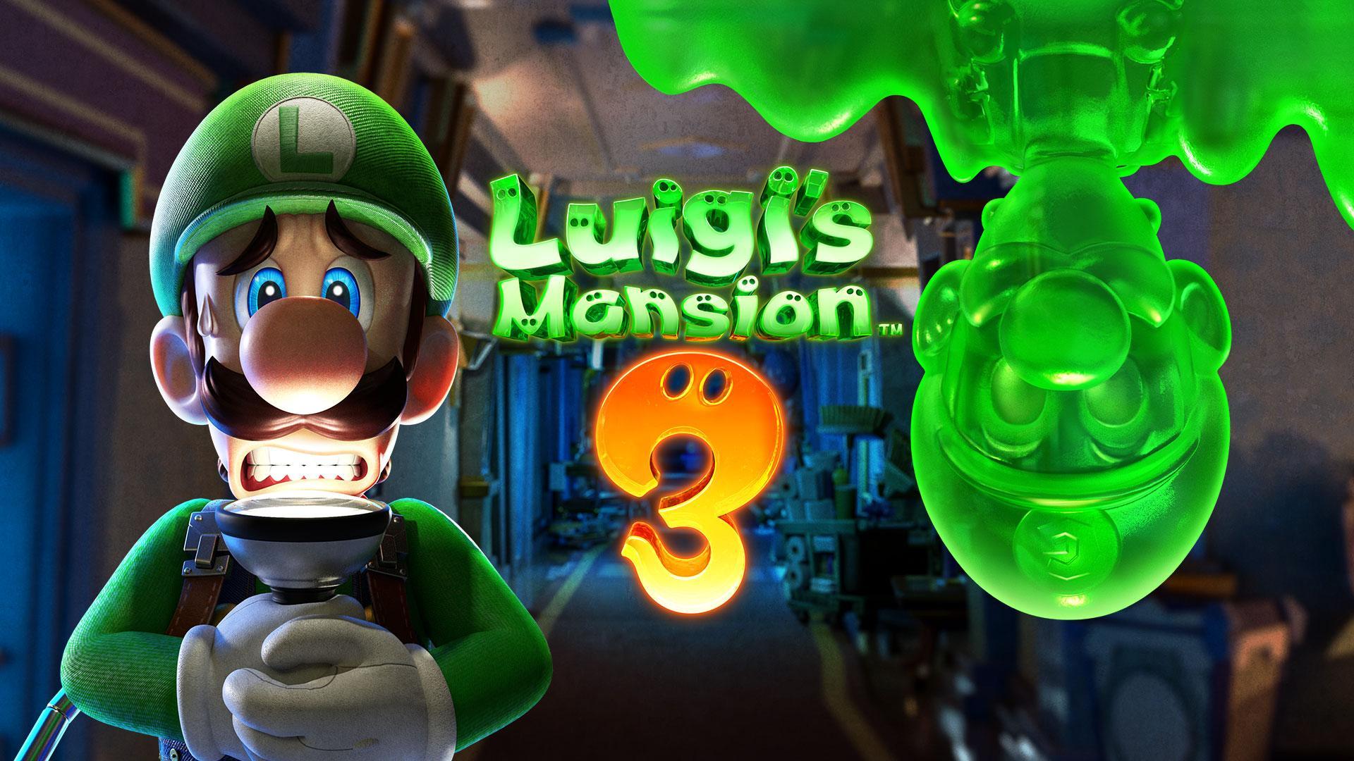 Luigis Mansion 3 PC Latest Version Free Download