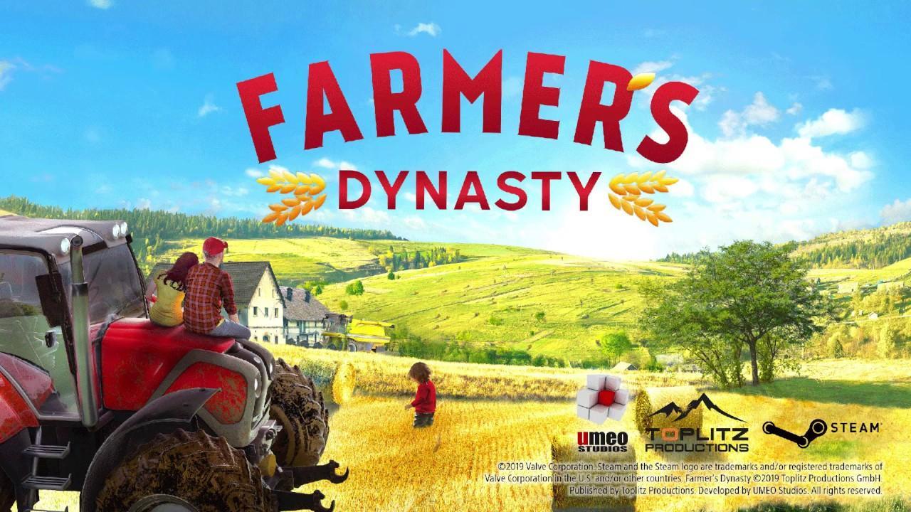 Farmer's Dynasty PC Version Download