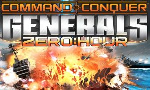 Command & Conquer: Generals Zero Hour PC Latest Version Free Download