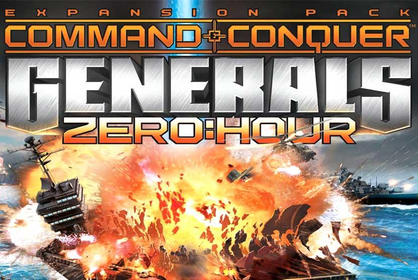 Command & Conquer: Generals Zero Hour PC Latest Version Free Download