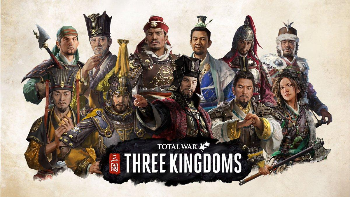 Total War: Three Kingdoms iOS/APK Version Full Free Download