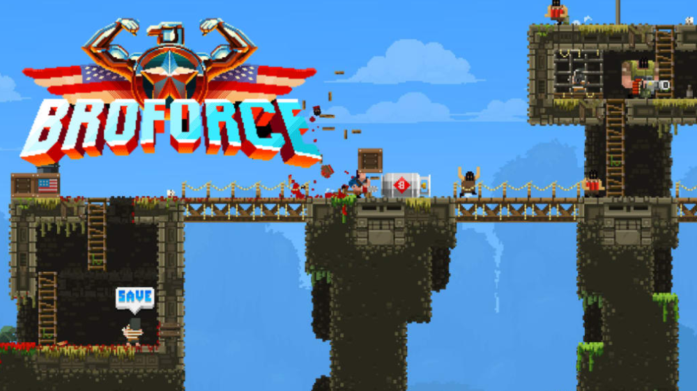 Broforce PC Version Full Free Download