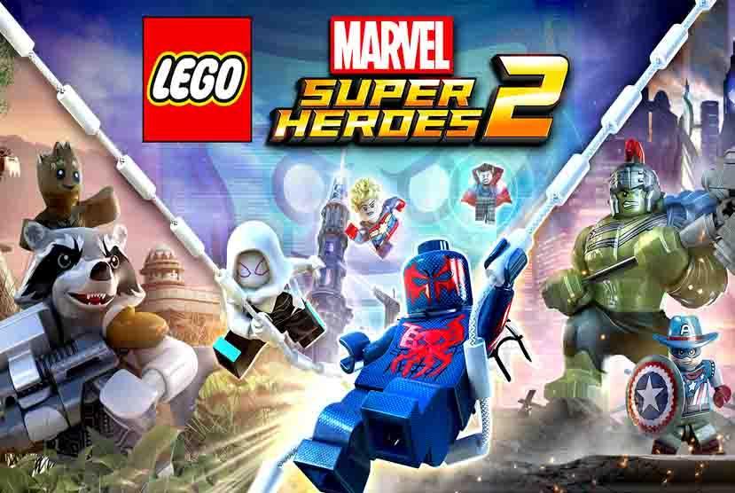 Lego Marvel Super Heroes 2 APK Mobile Full Version Free Download