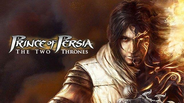 PRINCE OF PERSIA THE TWO THRONES iOS/APK Version Full Game Free Download