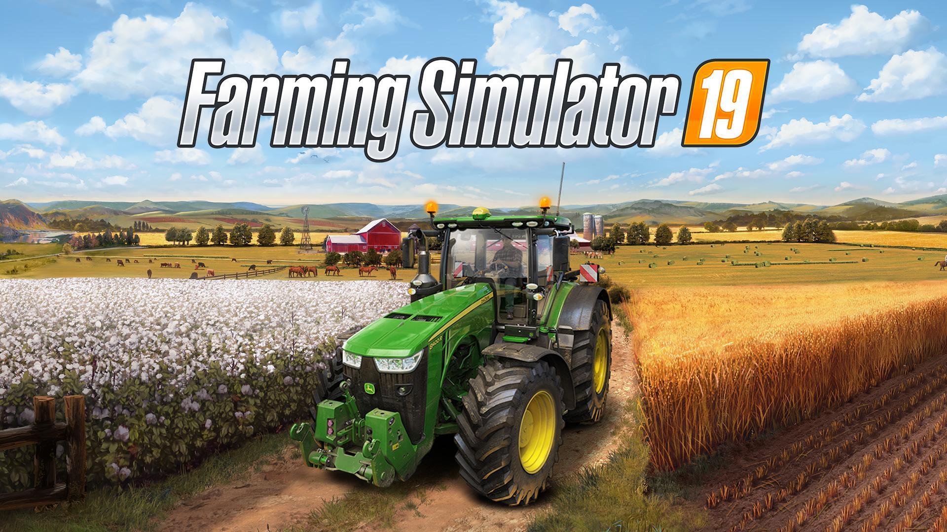 Farming Simulator 19 free full pc game for download