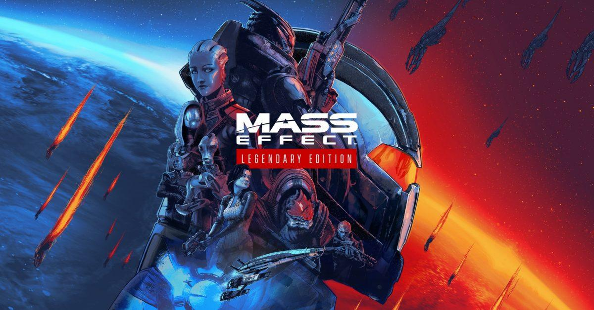 Mass Effect Legendary Edition Free Download PC Game (Full Version)