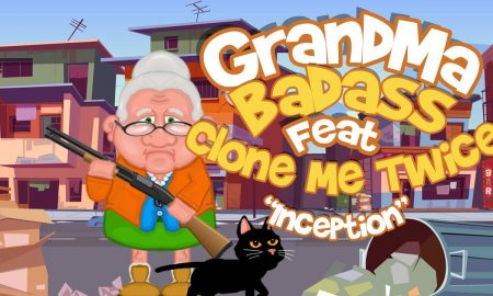 GrandMa Badass PC Full Version Free Download