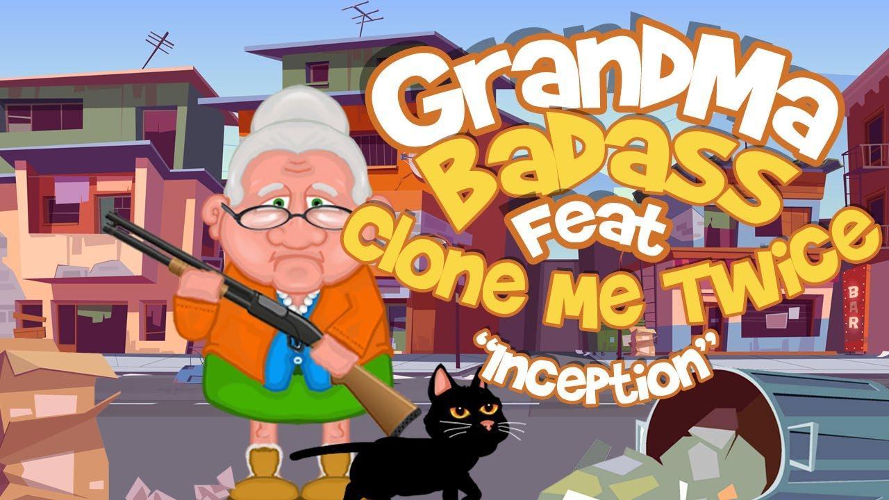 GrandMa Badass PC Full Version Free Download
