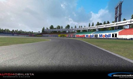 Automobilista Legendary Tracks Part 3 Hockenheim PC Version Free Download