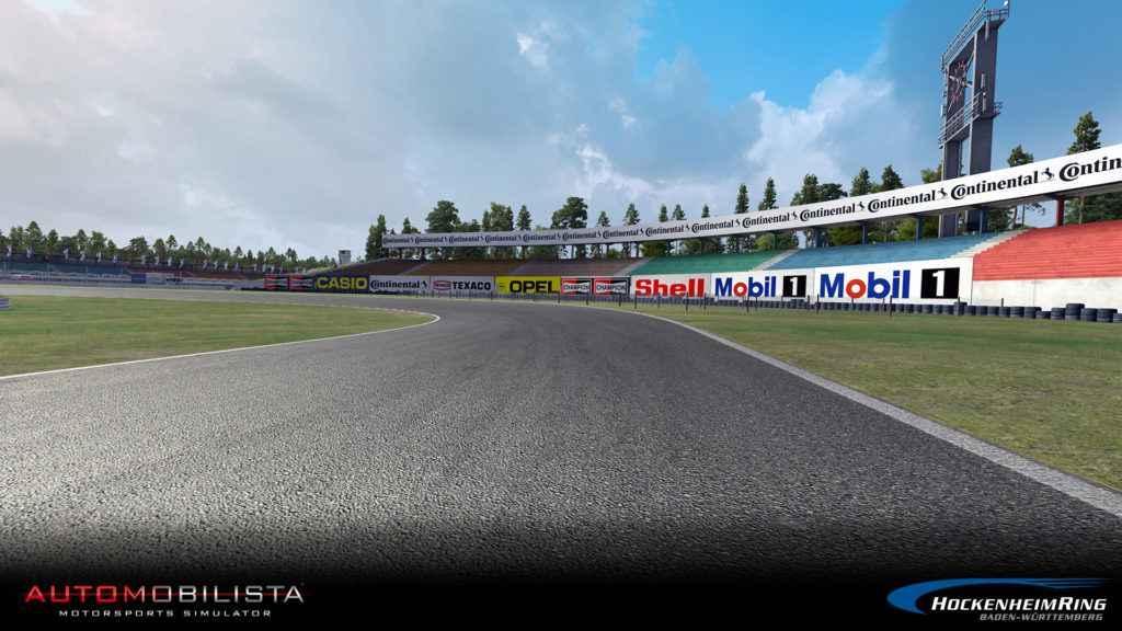 Automobilista Legendary Tracks Part 3 Hockenheim PC Version Free Download