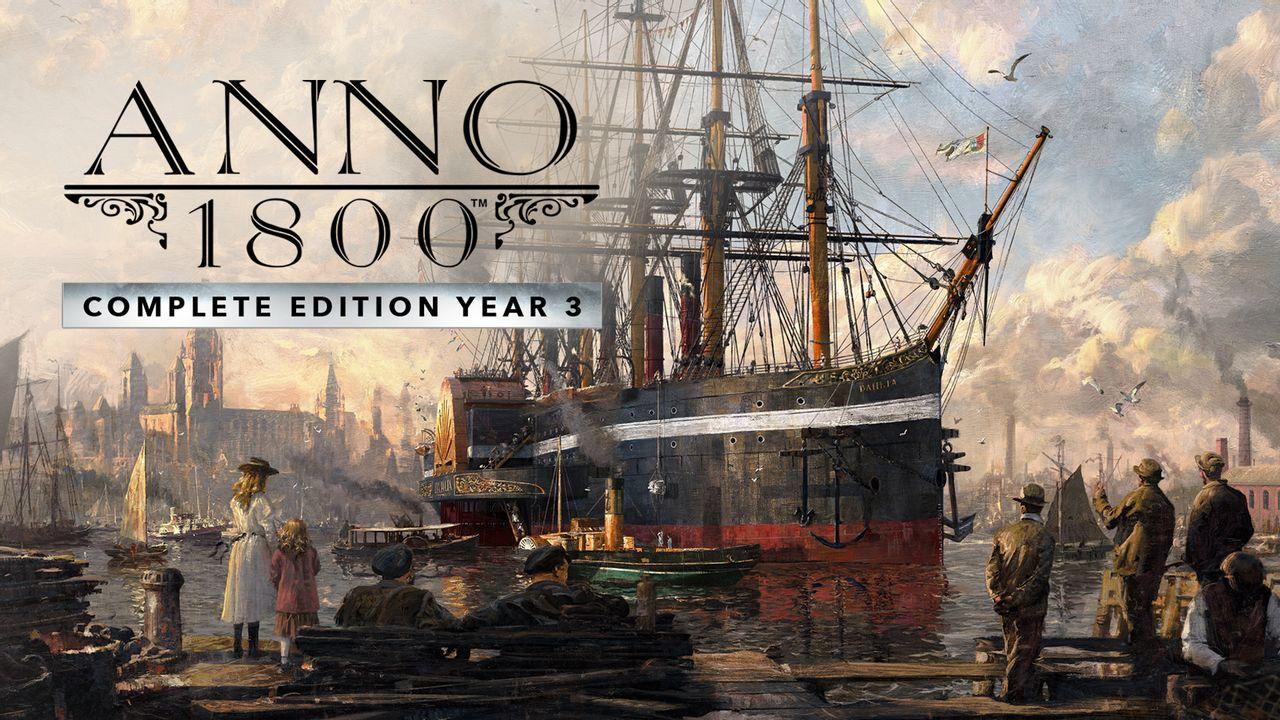 Anno 1800 iOS Latest Version Free Download
