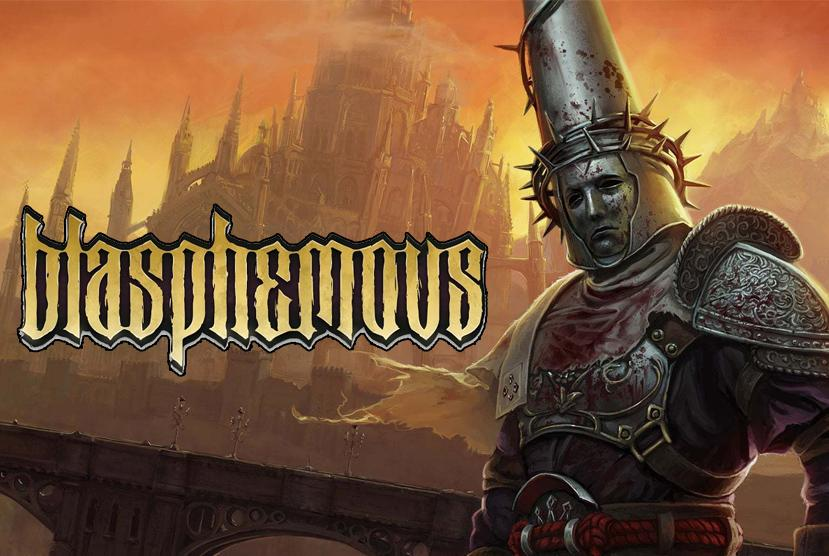 Blasphemous Free Download PC windows game