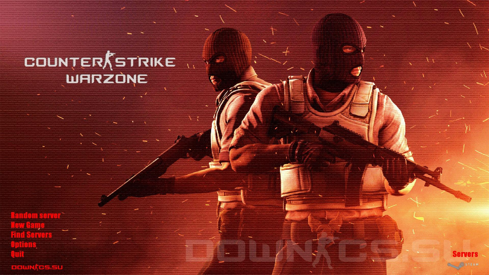 Counter Strike 1.6 Extreme Warzone Edition free full pc game for download