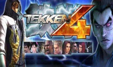 Tekken 4 free game for windows