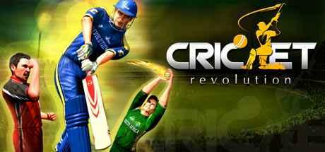 Cricket Revolution free full pc game for download