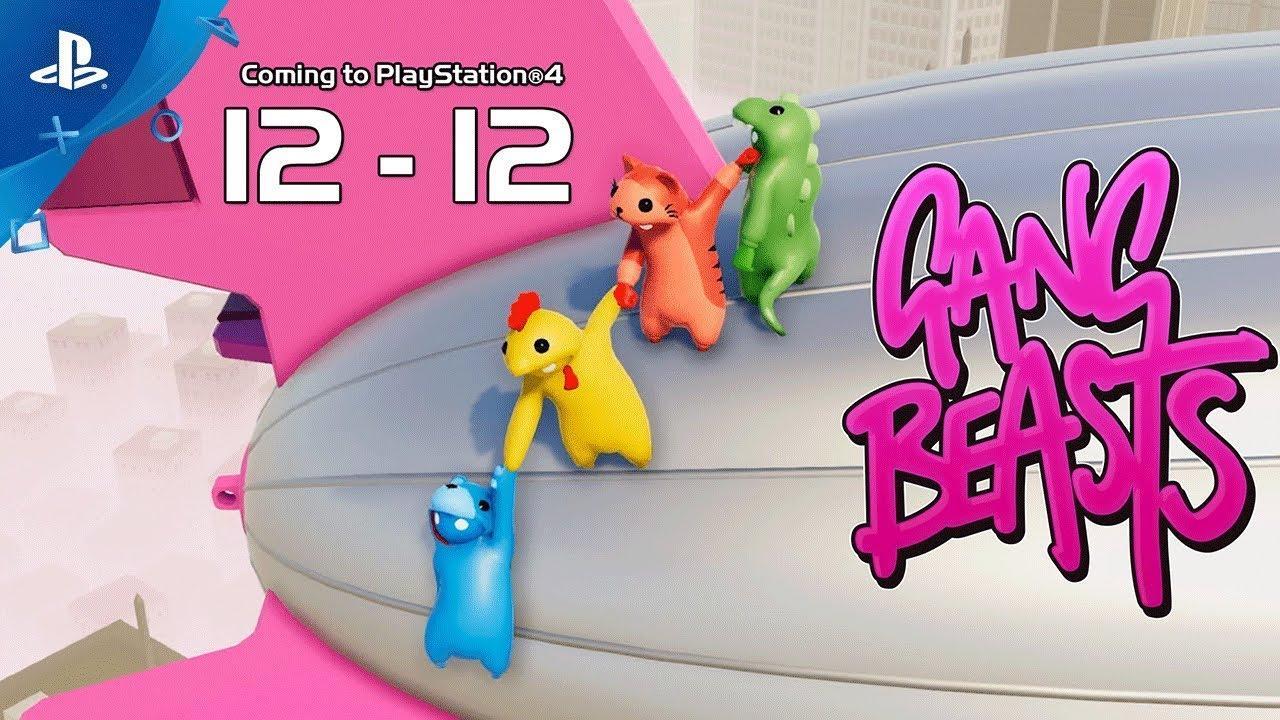 Gang Beasts Free Download PC windows game