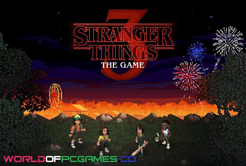 Stranger Things 3 Free Download For PC