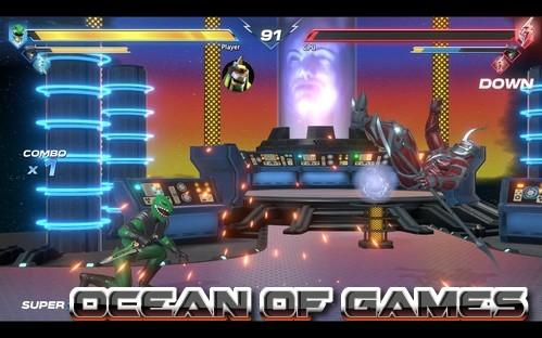 Power Rangers Battle for the Grid HOODLUM PC Game Download For Free