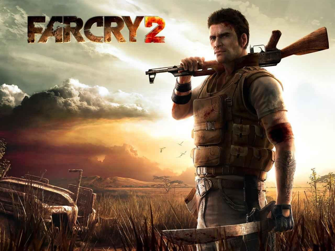 Far Cry 2 Free Download For PC