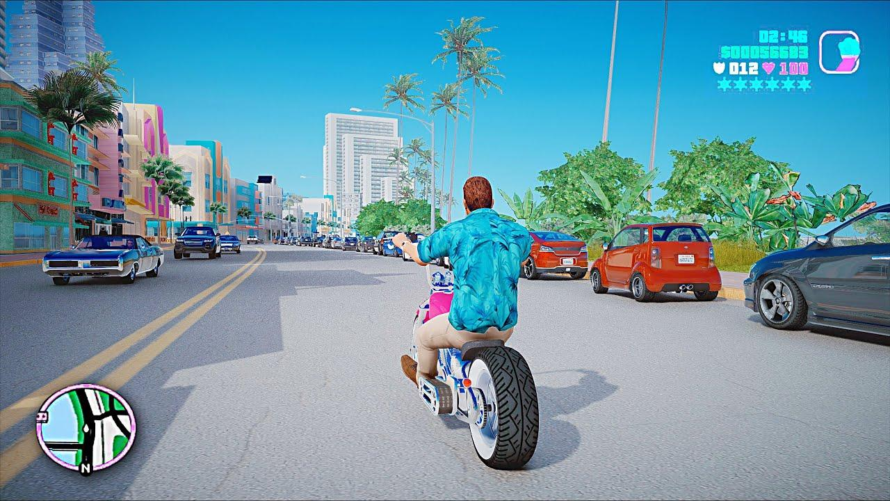 GTA Vice City free game for windows