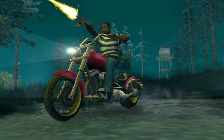 GTA San Andreas Setup Free Download For PC