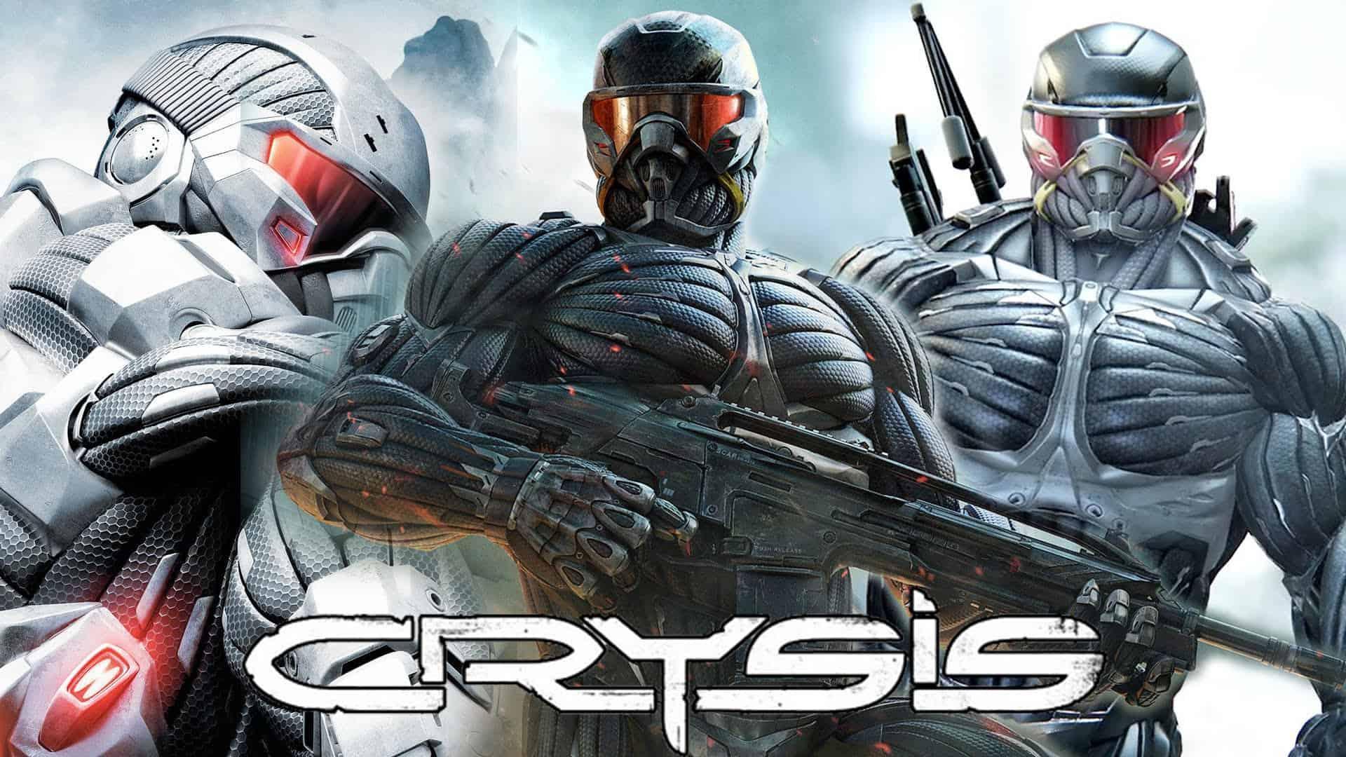 Crysis free game for windows