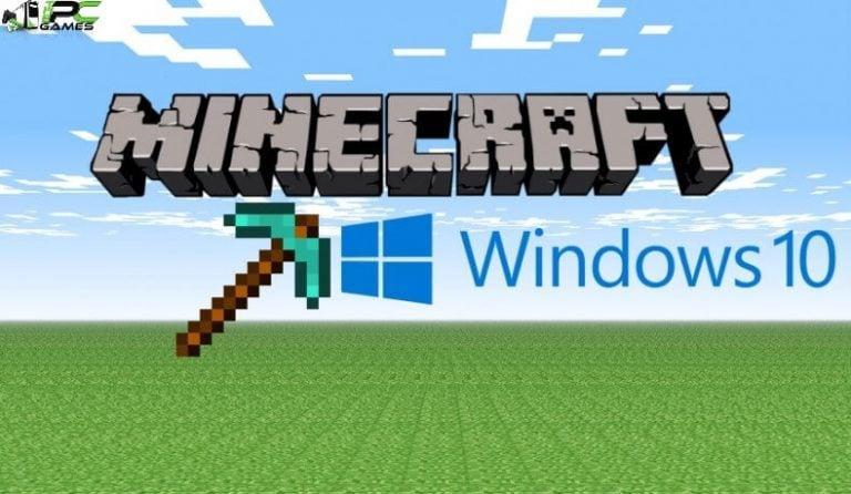 MINECRAFT WINDOWS 10 EDITION free game for windows