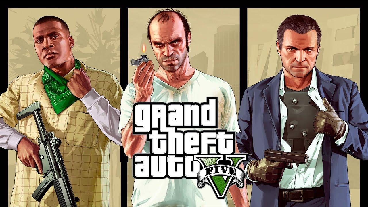 GTA 5 free full pc game for download
