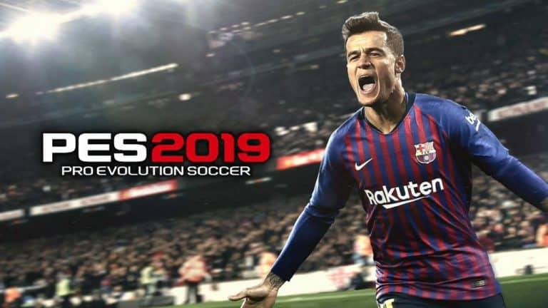 Pro Evolution Soccer/PES 2019 iOS/APK Version Full Game Free Download