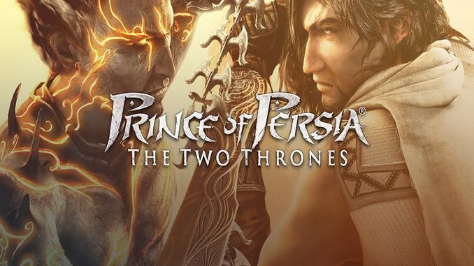 Prince Of Persia The Two Thrones free full pc game for download