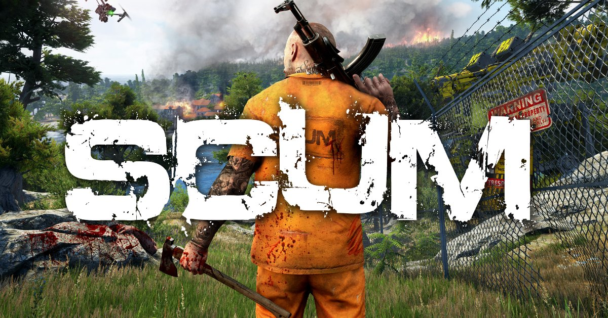 SCUM Free PC Download free full game for windows