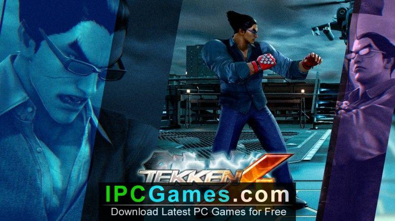 Tekken 4 Setup PC Download free full game for windows