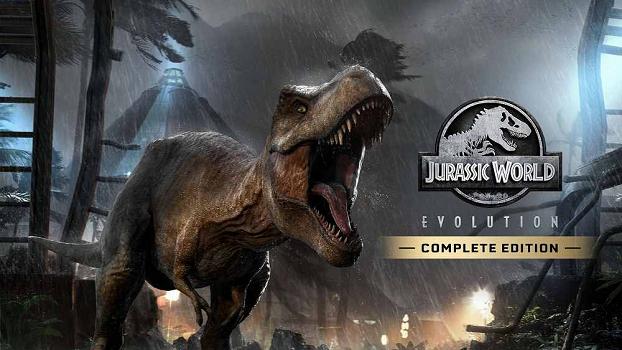 Jurassic World Evolution Complete Edition Free Download PC windows game