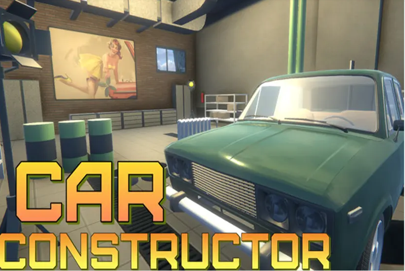 Car Constructor Free Download For PC