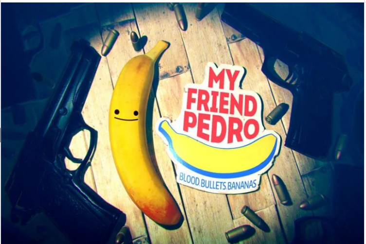 My Friend Pedro Free Download PC Game (Full Version)