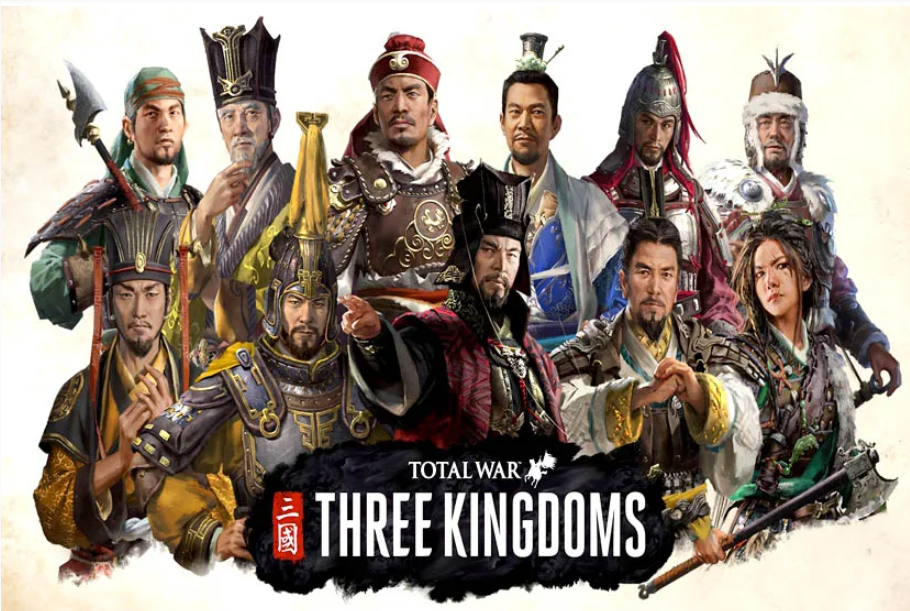 Total War: Three Kingdoms free full pc game for download