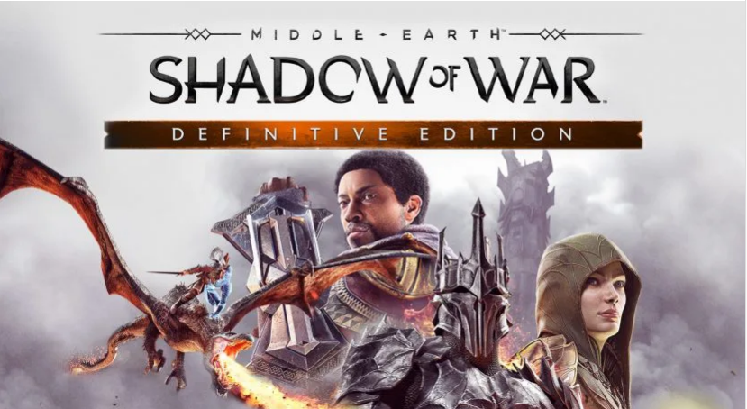Middle-earth: Shadow of War – Definitive Edition v1.21 PC Version Free Download