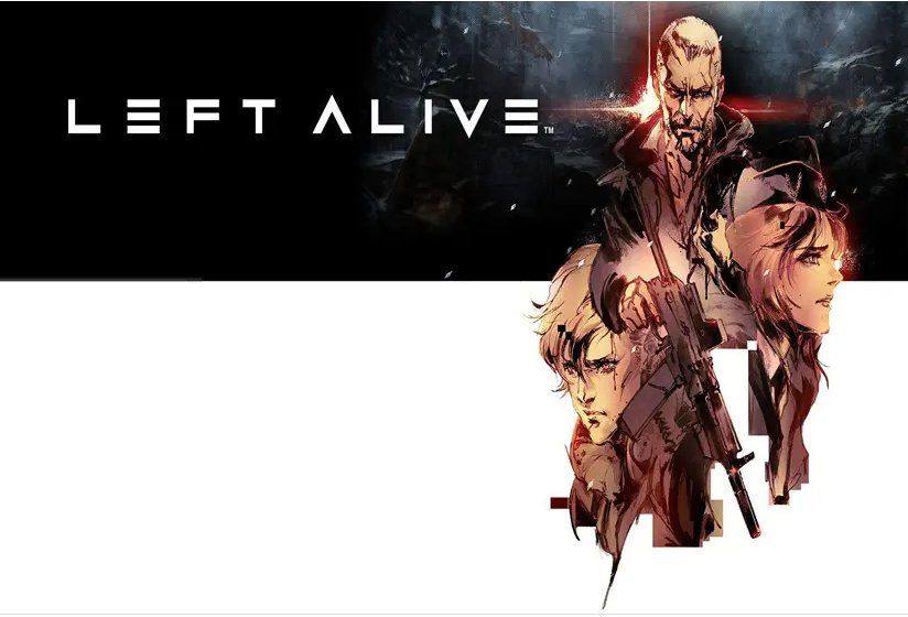 Left Alive PC Download free full game for windows
