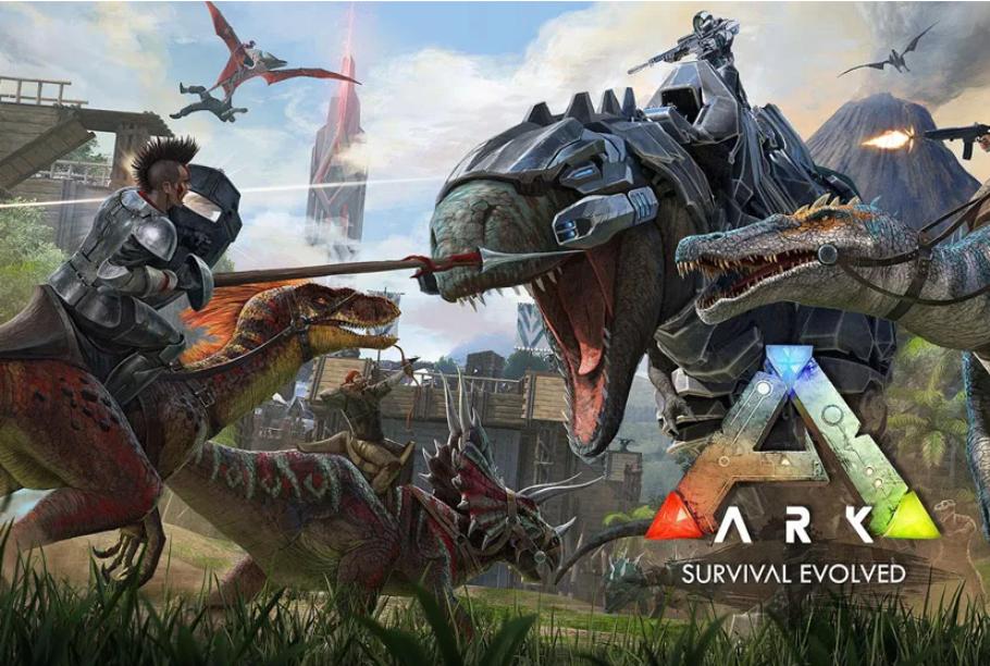 ARK Survival Evolved Full Version Mobile Game