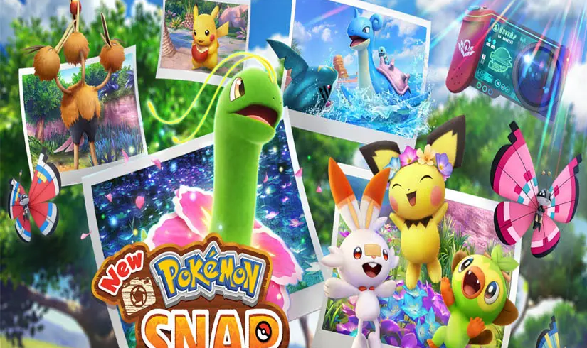 New Pokémon Snap Yuzu PC Version Full Free Download