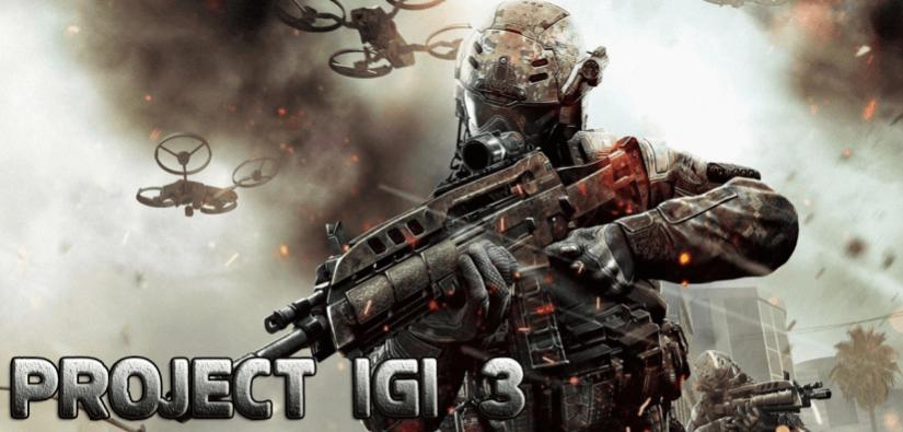 Project IGI 3 Full Version Mobile Game