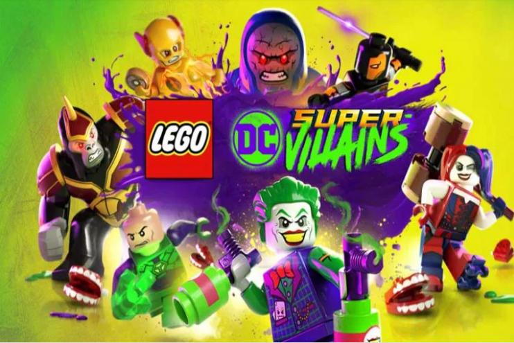 LEGO DC Super-Villains PC Latest Version Free Download